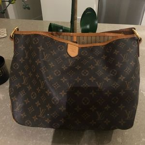 Louis Vuitton delightful bag
